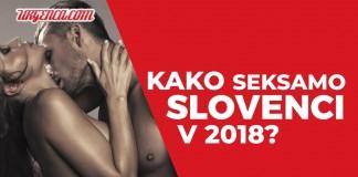 seks in Slovenci 2018