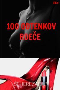 erotična knjiga 100 odtenkov rdeče
