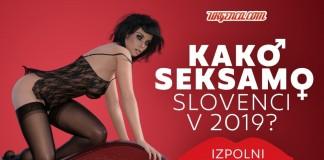 Seks in Slovenci 2019
