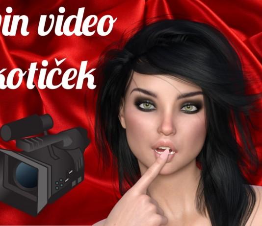 Evin sexy video kotiček