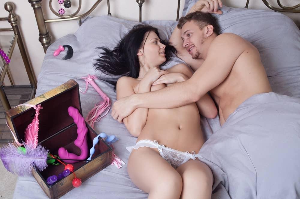 Kaj moški ljubijo v postelji
