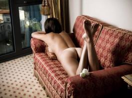 Erotična masaža v centru mesta