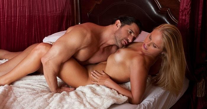Spolna energija za zenski orgazem