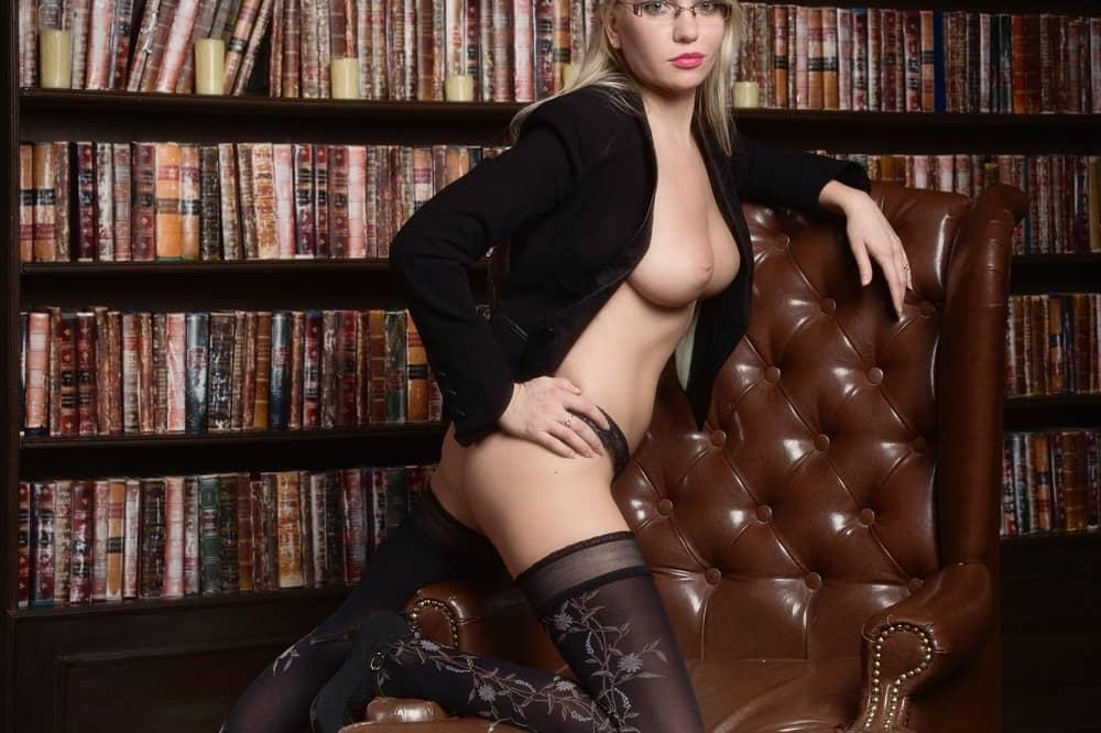 seks v knjiznici