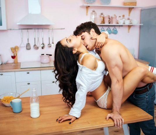 Seks v kuhinji eroticna zgodba