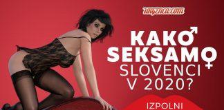 Seks in Slovenci 2020