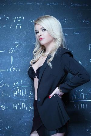 seksi učiteljica
